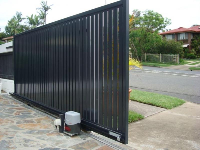 Conserto de Portões de Ferro de Correr em Salesópolis - Reforma de Portão de Garagem