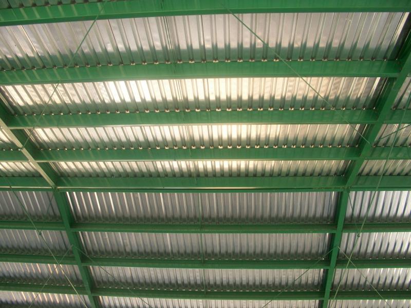 Estrutura Metálica para Telhado Instalação de em Presidente Prudente - Estrutura Metálica para Hangar