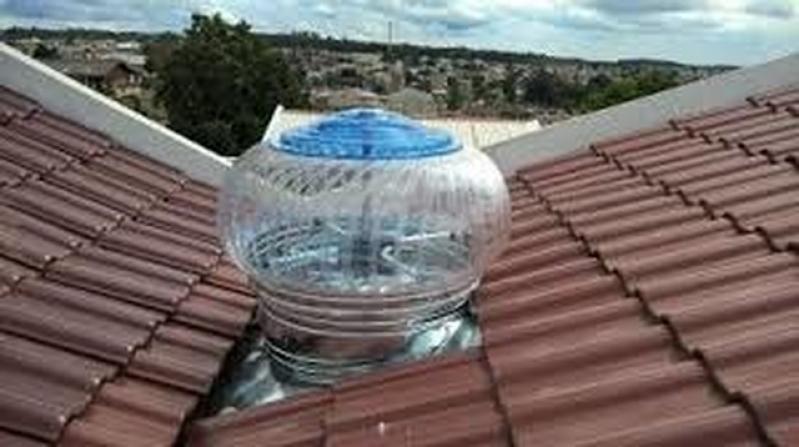 Exaustor para Telhado Residencial Biritiba Mirim - Exaustor de Parede Residencial