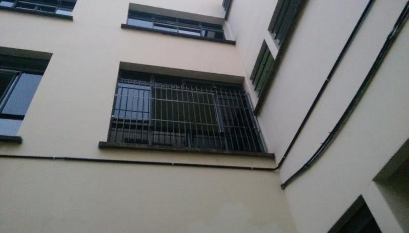 Grades de Ferro para Proteção de Porta na Vila Carrão - Grade de Proteção para Porta de Apartamento