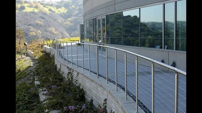 Guarda Corpos de Inox com Vidro Jardim Morumbi - Guarda Corpo Aço Inox Escovado
