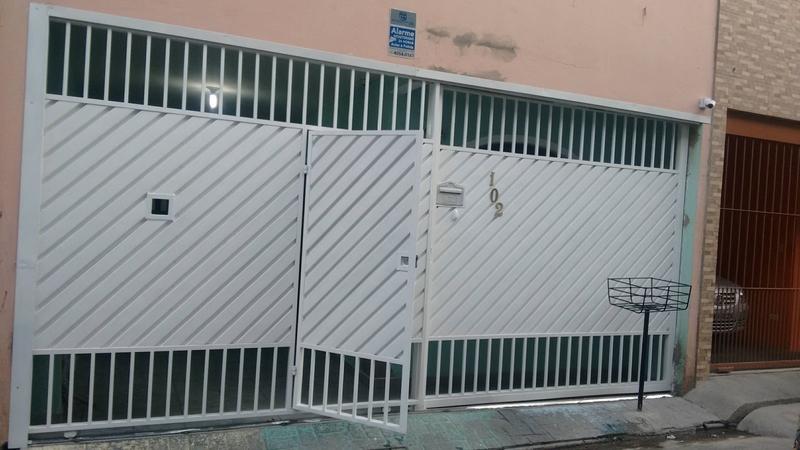 Onde Encontro Portão Metálico com Tela Louveira - Portão Metálico de Correr
