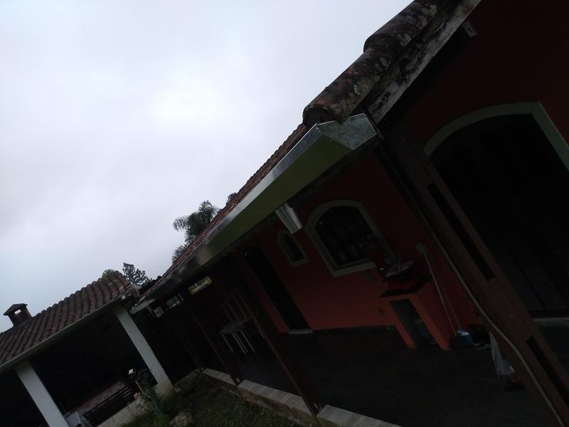Onde Encontro Rufo Pingadeira Vale do Paraíba - Rufo Interno