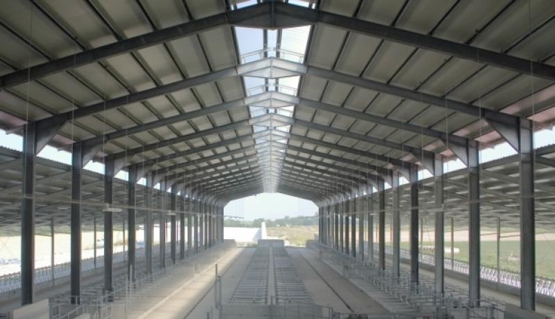 Quanto Custa Estrutura Metálica para Fachada em Francisco Morato - Estrutura Metálica para Galpão Industrial