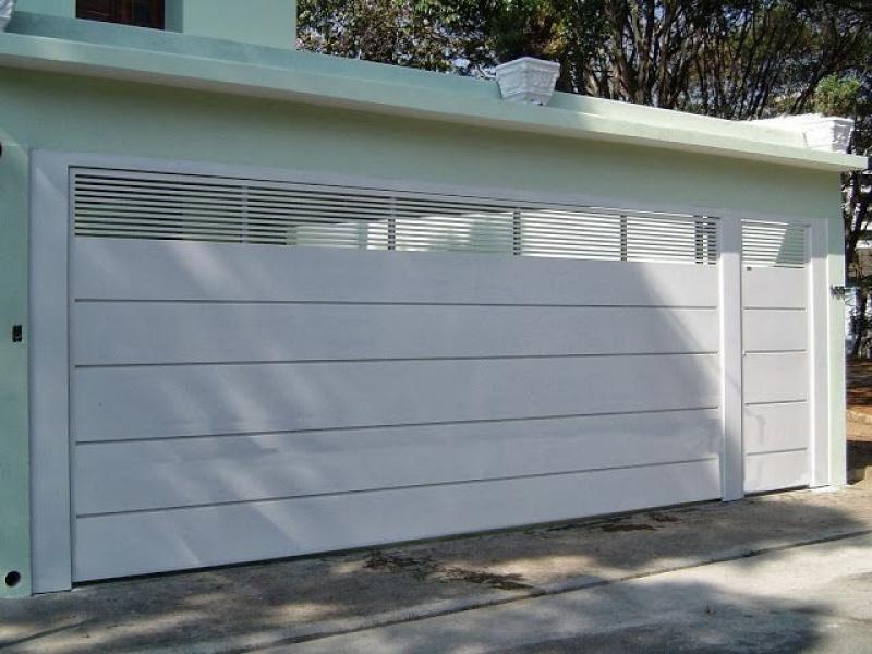 Reforma de Portão de Garagem Quanto Custa na Vila Marcelo - Reforma para Portão de Ferro