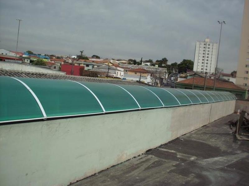 Telhado Embutido Campo Limpo - Telhado Metálico Residencial
