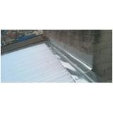 calha de chuva para telhado galvanizada valores São Bernardo do Campo