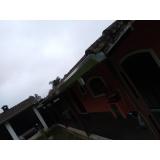 calhas para telhado embutido Hortolândia