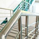corrimão escada galvanizado