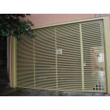 empresa de conserto de portão de garagem de ferro na Vila Morumbi