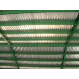 estrutura metálica para cobertura instalação de Parque São Jorge