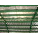estrutura metálica para fachada instalação de em Jacareí