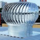 exaustor eólico transparente