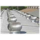 exaustores eólicos para telhado residencial Taboão da Serra