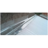 fabricante de calha de chuva para telhado galvanizada Indaiatuba