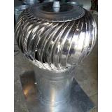 fornecedor de exaustor de teto eólico Suzano