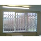 grade de ferro para proteção de janela orçamento de Jardim Santa Helena