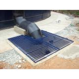 grade de proteção de ferro orçamento de em Araçatuba