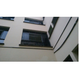 grades de ferro para proteção de janela Itaim Bibi