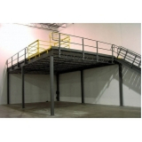 instalação de mezanino metálico com piso wall Francisco Morato