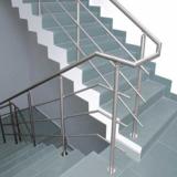 onde encontro corrimão de escada de ferro galvanizado Atibaia