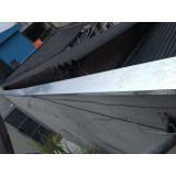 onde encontro rufos para telhado de amianto Franco da Rocha