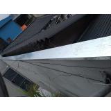 onde encontro rufos para telhado Votuporanga