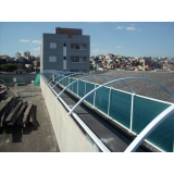 onde encontro telhado armação metálica Capão Redondo