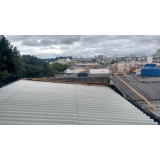 onde encontro telhado metálico residencial Americana
