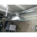 orçamento de coifa para cozinha industrial Itatiba