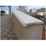 pingadeira de alumínio para muro Santos