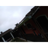 quanto custa rufos para telhado Aricanduva
