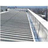 rufo de alumínio para telhado preços Brooklin