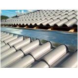 rufo de alumínio para telhado Conjunto Habitacional Padre Manoel da Nóbrega