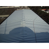 telhado de metal residencial preços Bauru