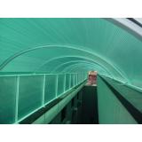 telhado em estrutura metálica Parque do Carmo