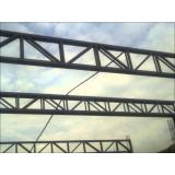 telhado metálico embutido valor Brooklin