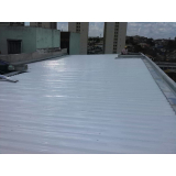 telhado metálico para galpões