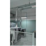 Tubulação Industrial para Máquinas Santa Isabel