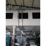 montagem tubulação industrial