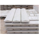 valor de pingadeira de alumínio para muro Penha