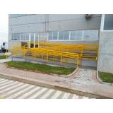 venda de guarda corpo construção civil Cotia